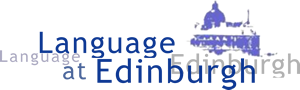 Language at Edinburgh